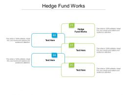 Hedge Fund Works Ppt Powerpoint Presentation Infographic Template Sample Cpb