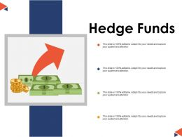Hedge Funds Finance Ppt Powerpoint Presentation File Diagrams