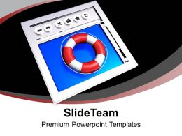 Help On Web Internet Networking Powerpoint Templates PPT Themes And Graphics 0213