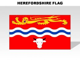 Herefordshire Country Powerpoint Flags