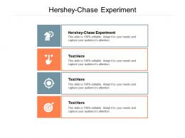 Hershey Chase Experiment Ppt Powerpoint Presentation Pictures Graphics Design Cpb