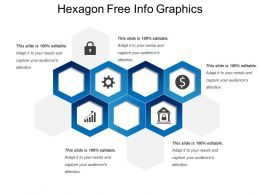 Hexagon Free Info Graphics