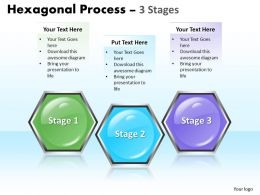 Hexagonal Process 3 Stages 2