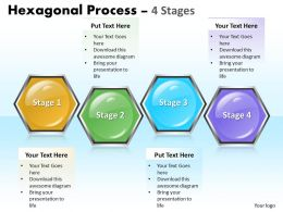 Hexagonal Process 4 Stages 31