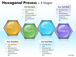 Hexagonal Process 4 Stages 3