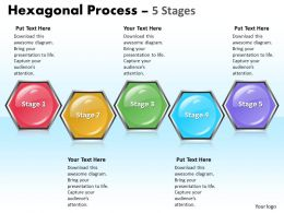 Hexagonal Process 5 Stages 40
