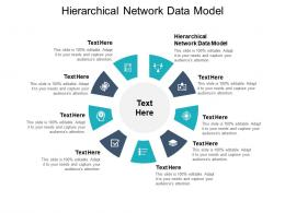 Hierarchical Network Data Model Ppt Powerpoint Presentation File Structure Cpb