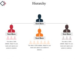 Hierarchy Powerpoint Slide Deck Template