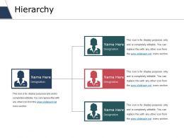 Hierarchy Ppt Slides Graphics Tutorials