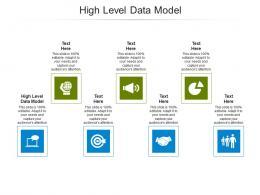 High Level Data Model Ppt Powerpoint Presentation Portfolio Grid Cpb