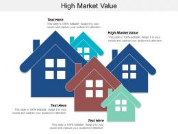 High Market Value Ppt Powerpoint Presentation Icon Background Images Cpb