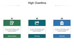 High Overtime Ppt Powerpoint Presentation Ideas Example File Cpb