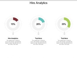 Hire Analytics Ppt Powerpoint Presentation Icon Display Cpb