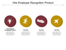 Hire Employee Recognition Product Ppt Powerpoint Gallery Structure Cpb