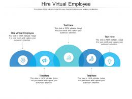 Hire Virtual Employee Ppt Powerpoint Presentation Outline Skills Cpb