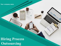 Hiring Process Outsourcing Powerpoint Presentation Slides