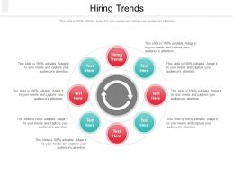 Hiring Trends Ppt Powerpoint Presentation Ideas Icon Cpb