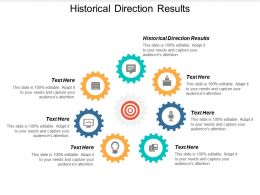 Historical Direction Results Ppt Powerpoint Presentation Icon Infographics Cpb