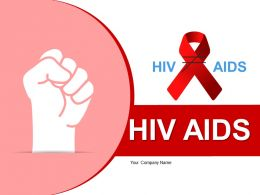 Hiv Aid Spie Chart Awareness Points Illustration Pyramid