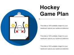 Hockey Game Plan