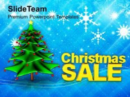 Holidays Christmas Background Sale Shopping Templates Ppt Backgrounds For Slides Powerpoint