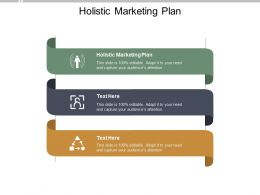Holistic Marketing Plan Ppt Powerpoint Presentation Show Slides Cpb