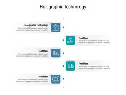 Holographic Technology Ppt Powerpoint Presentation Summary Slide Download Cpb