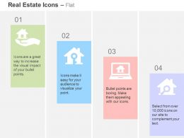 Home In Safe Hands Secured Online Housing Searching The Best Home Ppt Icons Graphics