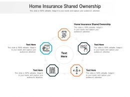Home Insurance Shared Ownership Ppt Powerpoint Presentation Portfolio Outfit Cpb