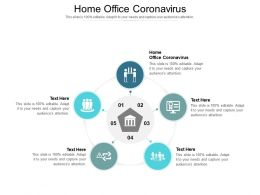 Home Office Coronavirus Ppt Powerpoint Presentation Portfolio Topics Cpb