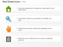Home Selection Key Record Ppt Icons Graphics