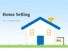 Home Selling Desired Mortgage Application Business Advertising