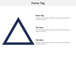 Home Tag Ppt Powerpoint Presentation Gallery Ideas Cpb