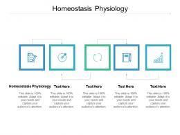 Homeostasis Physiology Ppt Powerpoint Presentation Outline Good Cpb