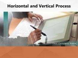 Horizontal And Vertical Process Manufacturer Leadership Development Integration Organization