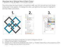 47612209 Style Essentials 1 Roadmap 4 Piece Powerpoint Presentation Diagram Infographic Slide