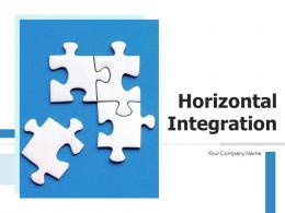 Horizontal Integration Business Expansion Organization Strategy Processes Management