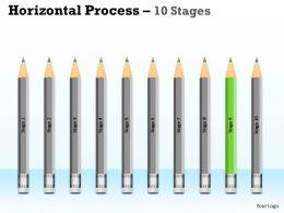 horizontal_process_10_stages_diagram_1_Slide10