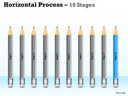 horizontal_process_10_stages_diagram_1_Slide11