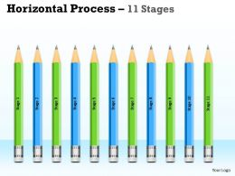 Horizontal Process 11 Stages 67