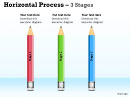 Horizontal Process 3 stages 13