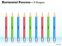 Horizontal Process 9 Stages 46