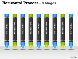 Horizontal Process 9 Stages 48