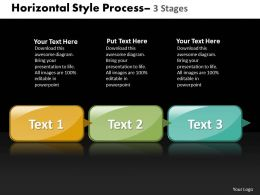 Horizontal Style 3 Stages 14