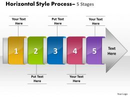 Horizontal Style 5 Stages 6