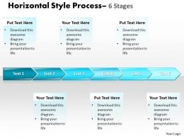 Horizontal Style 6 Stages 22