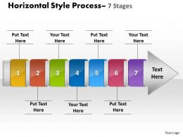 Horizontal Style 7 Stages 14