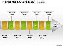 Horizontal Style 8 Stages 6