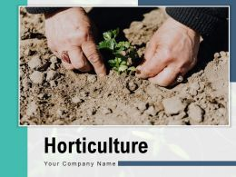 Horticulture Cultivation Vegetable Crops Pesticides Soil Fertility Scientists