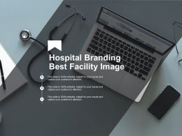 Hospital Branding Best Facility Image